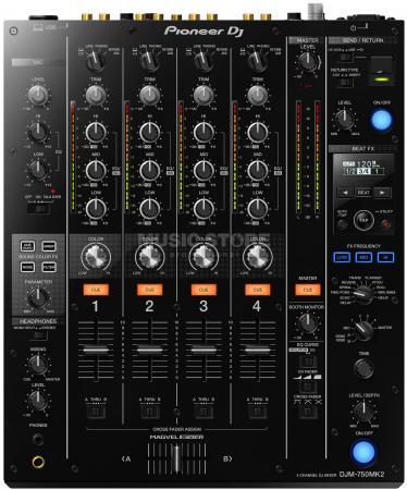 купить Микшерный пульт Pioneer DJM-750MK2 онлайн