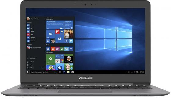 Ноутбук ASUS Zenbook UX310UQ-FB550T 13.3 3200x1800 Intel Core i7-7500U 512 Gb 8Gb nVidia GeForce GT 940MX 2048 Мб серый Windows 10 Home 90NB0CL1-M08750 ультрабук asus zenbook ux310uq fc552t 13 3 1920x1080 intel core i5 7200u 500 gb 128 gb 8gb nvidia geforce gt 940mx 2048 мб серый черный windows 10 home
