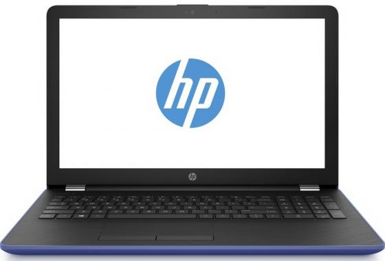 Ноутбук HP 15-bw080ur 15.6 1920x1080 AMD A6-9220 500 Gb 6Gb AMD Radeon 520 2048 Мб синий Windows 10 Home 1VJ02EA ноутбук hp 255 g6 15 6 1920x1080 amd a6 9220 1xn66ea