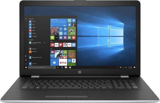 Ноутбук HP 17-ak022ur 17.3 1600x900 AMD E-E2-9000e 128 Gb 4Gb AMD Radeon R2 серебристый Windows 10 Home 2CP36EA ноутбук hp 14 bw000ur 14 amd e2 9000e 1 5ггц 4гб 500гб amd radeon r2 windows 10 3cd43ea черный
