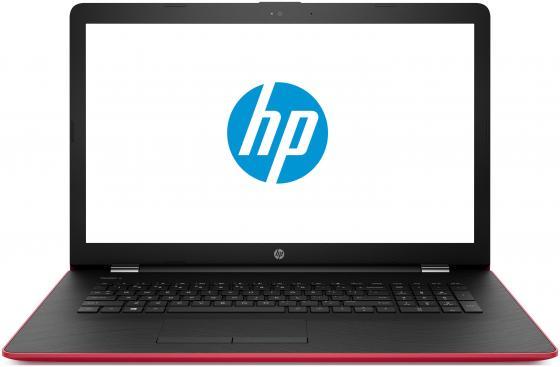 Ноутбук HP 17-ak039ur 17.3 1600x900 AMD A9-9420 500 Gb 6Gb Radeon R5 красный DOS 2CP53EA ноутбук hp 17 ak080ur 17 3 1920x1080 amd a9 9420 1 tb 8gb amd radeon 530 2048 мб черный dos 2qh69ea