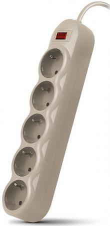 Сетевой фильтр Sven SF-05L 5 розеток 1.8 м