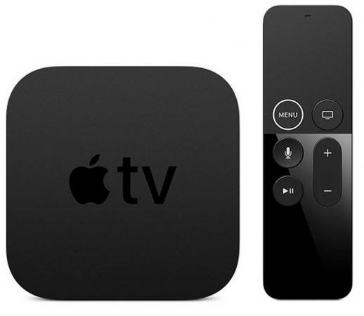 Медиаплеер Apple TV 32GB MR912RS/A медиаплеер apple tv 4th generation 32gb mr912rs a