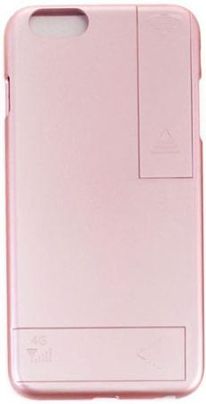 лучшая цена Накладка Gmini GM-AC-IP6PRG для iPhone 6S Plus iPhone 6 Plus розовое золото для улучшения качества 4G и Wi-Fi сигнала