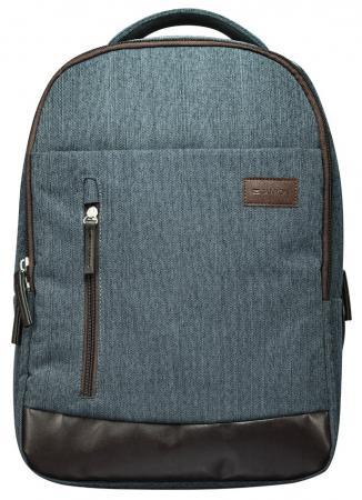 Рюкзак для ноутбука 15.6 Canyon CNE-CBP5DG6 полиэстер темно-серый мышь проводная canyon cne cms1 чёрный usb