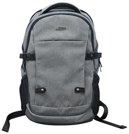 Рюкзак для ноутбука 15.6 Canyon CNE-CBP5G8 нейлон темно-серый canyon cne cpb130w h2cnecpb130w белый