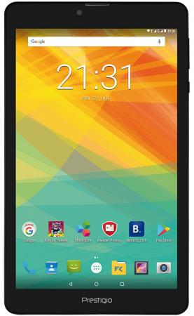 Планшет Prestigio Muze 3708 3G 8 16Gb черный Wi-Fi 3G Bluetooth Android PMT3708_3G_C_CIS/PMT3708_3G_D_CIS 8inch lcd display screen matrix for prestigio multipad 4 pmt5487 3g free shipping