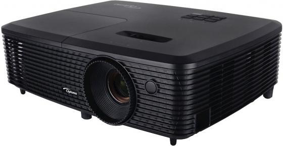Проектор Optoma W331 1280x800 3300 люмен 22000:1 черный цена