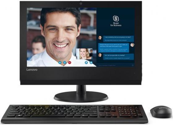 Моноблок 19.5 Lenovo V310z 1600 x 900 Intel Core i5-7400 4Gb 1Tb Intel HD Graphics 630 Windows 10 Professional черный 10QG003QRU моноблок 19 5 lenovo ideacentre s200z 1600 x 900 intel celeron j3060 4gb ssd 128 intel hd graphics 400 windows 10 professional черный 10ha001mru