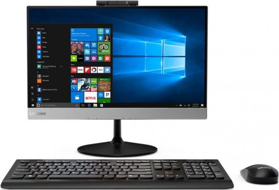 "Моноблок 21.5"" Lenovo V410z All-In-One 1920 x 1080 Intel Core i5-7400T 4Gb 500Gb Intel HD Graphics 630 64 Мб Windows 10 Professional черный 10QV000CRU"