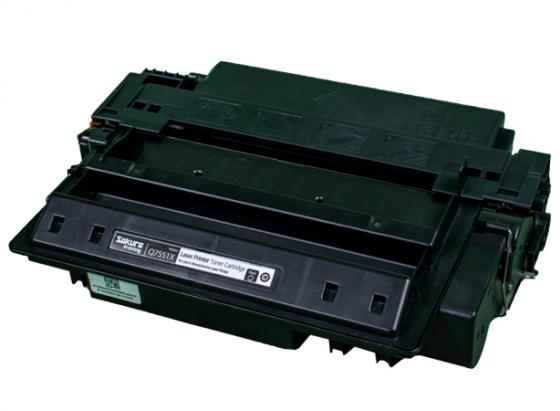 Картридж Sakura Q7551X для HP LJ P3005/M3027 95% new original cb414 67903 adf input tray assy lj m3027 m3035 series printer part on sale