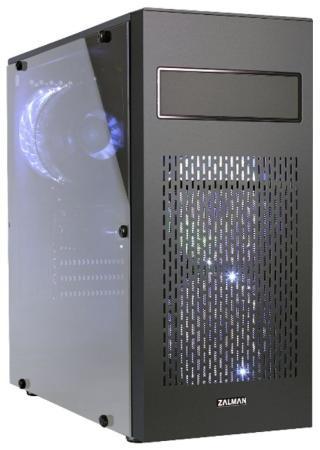 Корпус ATX Zalman N2 Без БП чёрный корпус atx gmc t360 без бп чёрный