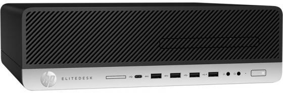 все цены на Системный блок HP EliteDesk 800 G3 i7-7700 3.6GHz 8Gb 256Gb SSD HD630 DVD-RW Win10Pro клавиатура мышь серебристо-черный 1KB26EA онлайн
