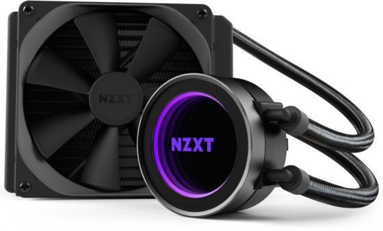 Водяное охлаждение NZXT RL-KRX42-02 водяное охлаждение evga 400 hy cl24 v1