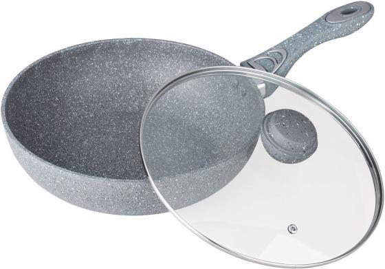 Сковорода Bekker BK-7910 30 см 4.4 л алюминий сковорода вок d 30 см bekker bk 7910