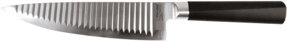 Нож Rondell Flamberg RD-680 поварской 20 см rondell нож универсальный flamberg 12 7 см rd 683 rondell