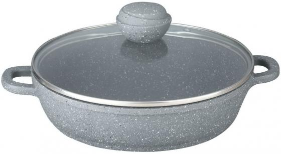 Сотейник Bekker BK-3802 28 см 3.7 л алюминий сковорода bekker bk 3702 24 см 1 7 л алюминий