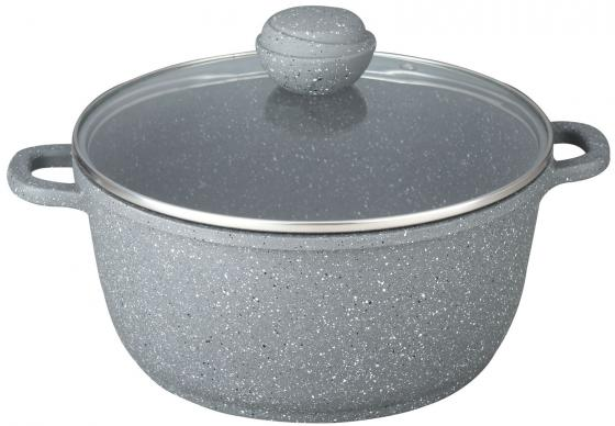 Кастрюля Bekker BK-3815 24 см 4.3 л алюминий bekker bk s600