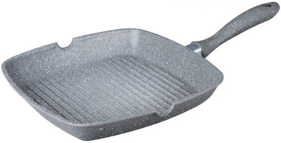 Сковородка-гриль Bekker BK-7914 24 см 1 л алюминий сковорода bekker bk 3702 24 см 1 7 л алюминий
