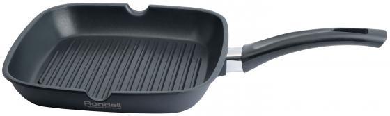 873-RDA Сковорода гриль 28х28см Rondell сковороды rondell сковорода гриль 28х28см rondell 873 rda