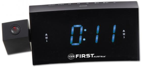 Часы с радиоприёмником First FA-2421-8 чёрный цена
