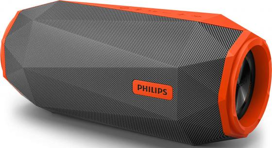 Портативная акустикаPhilips SB500M оранжевый портативная акустика philips bt6000a 12