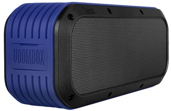 Портативная акустика Divoom VoomBox-outdoor Bluetooth синий колонка портативная logitech boom 2 cherry