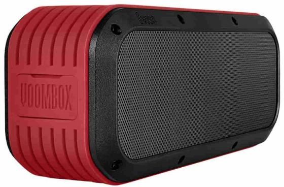 Портативная акустика Divoom VoomBox-outdoor Bluetooth красный портативная акустика divoom timebox brown