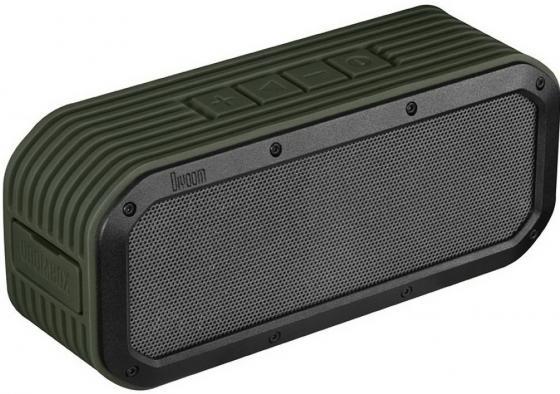 Портативная акустика Divoom VoomBox-outdoor Bluetooth зеленый колонка divoom voombox outdoor 2nd generation black