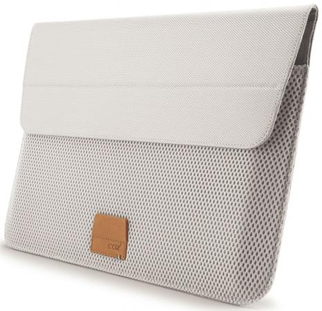 Чехол для ноутбука MacBook Air 11 Cozistyle Stand Sleeve полиэстер белый CASS1117 сумка cozistyle чехол для macbook air 15 stand sleeve
