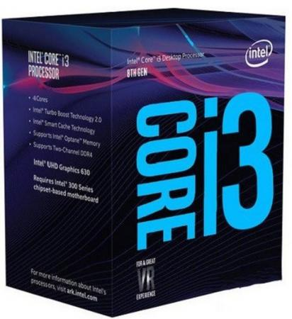 все цены на Процессор Intel Core I3-8350K 4GHz 8Mb Socket 1151 v2 BOX онлайн