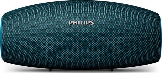 Портативная акустикаPhilips BT6900A синий портативная акустика philips bt6000a 12