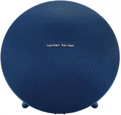 Акустическая система Harman Kardon Onyx Studio 4 синий портативная акустическая система harman kardon onyx studio 3 серый onyxstudio3grayeu