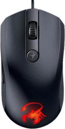 Мышь проводная Genius X-G600 чёрный USB genius hs 300a silver