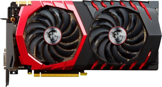 Видеокарта 8192Mb MSI GeForce GTX 1070 Ti GAMING 8G PCI-E 256bit GDDR5 DVI HDMI DP Retail цены онлайн
