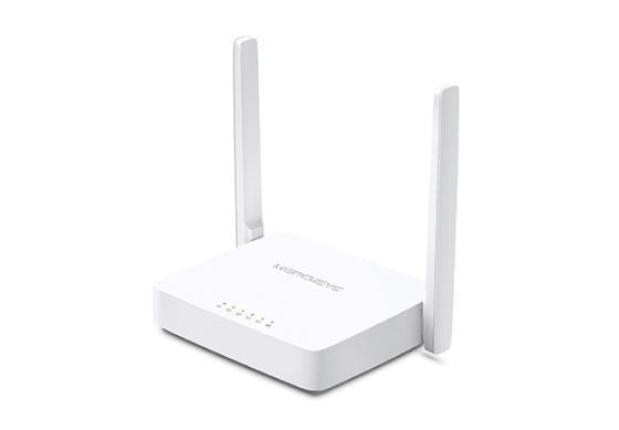 Беспроводной маршрутизатор Mercusys MW305R 802.11bgn 300Mbps 2.4 ГГц 4xLAN белый беспроводной маршрутизатор edimax br 6428ns v4 802 11n 300mbps 2 4 ггц 4xlan черный