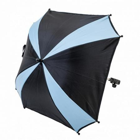 Зонтик для колясок Altabebe AL7003 (black/light blue) зимний конверт altabebe clima guard al2274c black whitewash