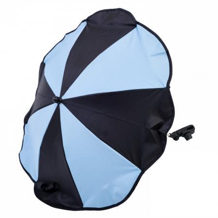 Зонтик для колясок Altabebe AL7001 (black/light blue)