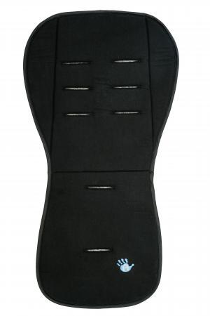 Матрасик-вкладыш 85x44см Altabebe Lifeline Polyester AL3006 (black) зимний конверт altabebe clima guard al2274c black whitewash