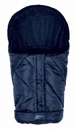 Зимний конверт Altabebe Nordic Pram&Car Seat AL2003 (navy/blue) конверт детский altabebe altabebe конверт в коляску зимний lambskin bugaboo footmuff синий