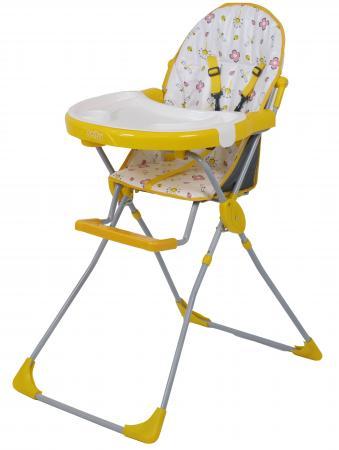 selby весы детские bs 951 selby Стульчик для кормления Selby 251 (жёлтый)