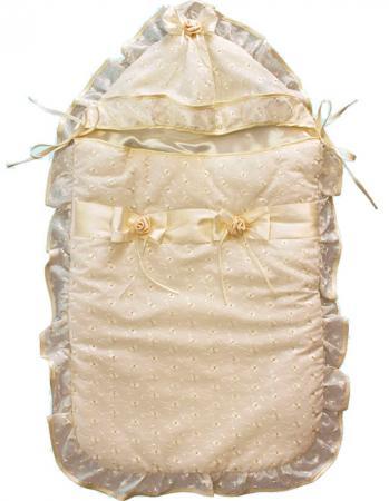 Конверт Золотой Гусь Мечта (молочный) конверт детский золотой гусь конверт трансформер на овчине кокон молочный