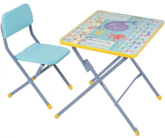 Комплект детской мебели Фея Досуг 201 (океан)
