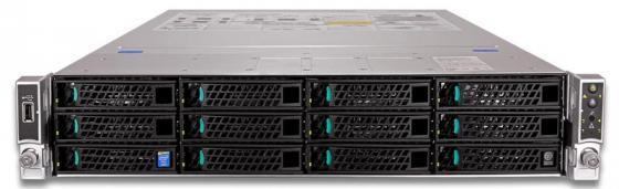 Серверная платформа Intel R2312WFTZS 952632 серверная платформа intel r2208wt2ysr 943827