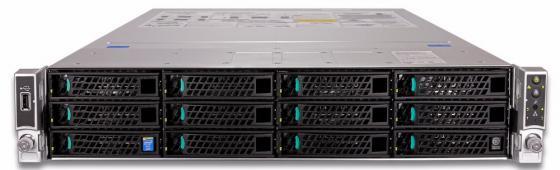 цены на Серверная платформа Intel R2308WFTZS 952631