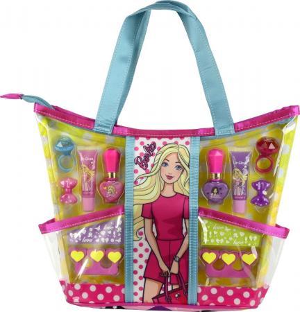Игровой набор детской декоративной косметики Markwins Barbie в сумочке 9709251 серия косметики хелло китти косметичку