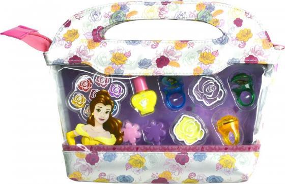 Игровой набор детской декоративной косметики Markwins Beauty and the Beast в сумочке 9705651