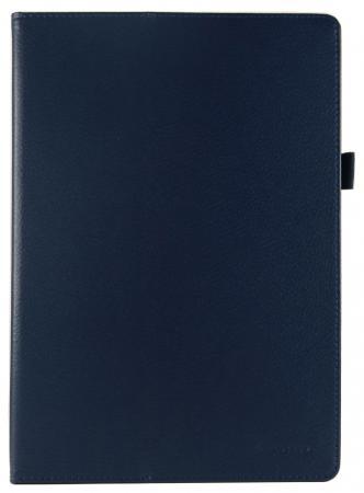 Чехол IT BAGGAGE для планшета Lenovo TAB4 TB-X103F 10 синий ITLNT4130-4 чехол для lenovo ideatab 10 tb x103f it baggage эко кожа черный