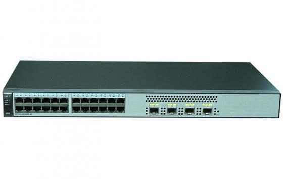 Коммутатор Huawei S1720X-16XWR-E 16 портов 98010760 коммутатор zyxel gs1100 16 gs1100 16 eu0101f