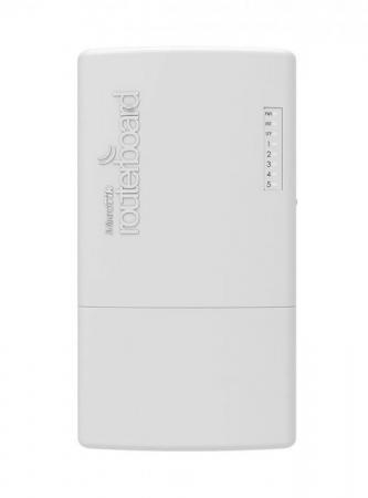 Маршрутизатор Mikrotik RB960PGS-PB helios 101 pb